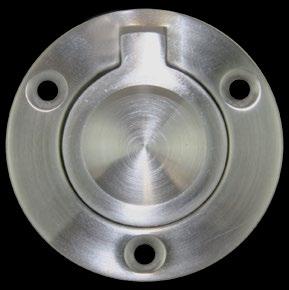 Flush Ring Pull Twisties Easy Pull Ring Von Duprin 99